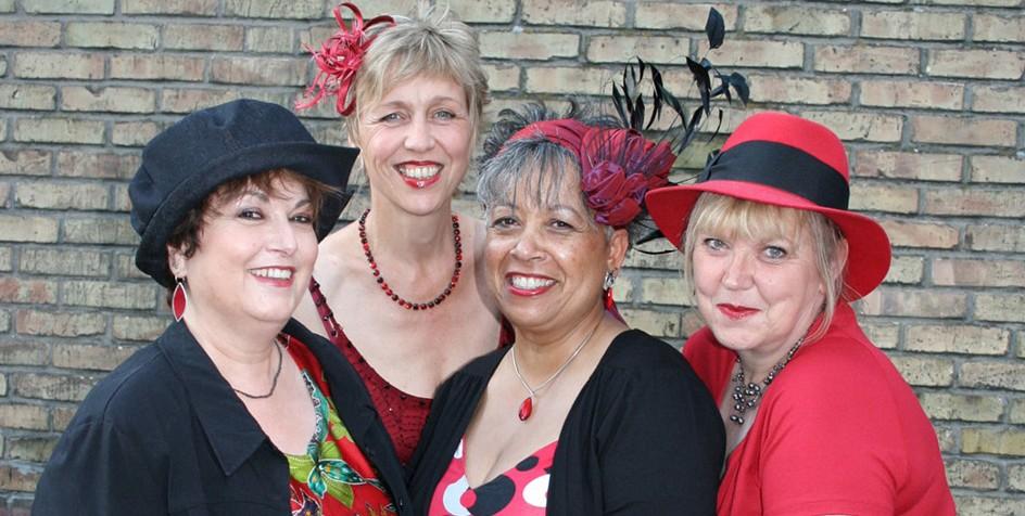 Soulliesl - Die vier Powerfrauen