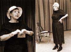 Rosi Goos als Emil
